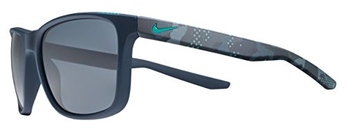 Nike EV0922-415 Unrest SE Sunglasses (Dark Grey Lens), Matte Obsdian/Obsidian - Sunglasses Unrest