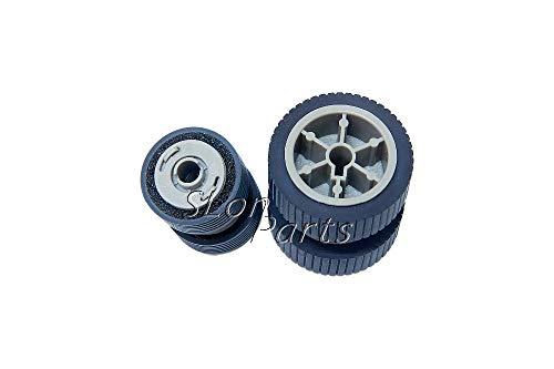 Printer Parts Original New PA03540-0001 PA03540-0002 for Fujitsu 6130 Fi-6130 Fi-6130Z Fi-6230 Fi-6140 Fi-6125 Fi-6225 Z Pick Up Roller by Yoton (Image #5)