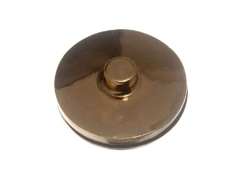 100 X Basin Plug Eb 38Mm 1 1/2 Inch by DIRECT HARDWARE