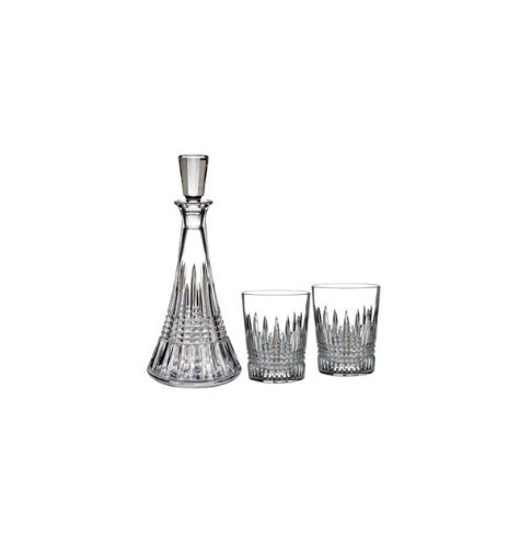 Buy crystal decanter set waterford