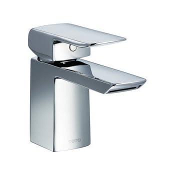 Toto TL960SDLQ#CP 1.5 GPM Soirée Single Handle Lavatory Faucet ...