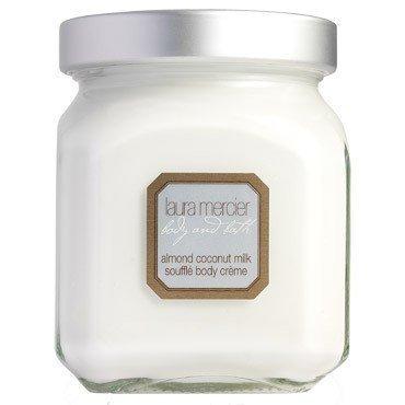Laura Mercier Body and Bath - Crema corporal de leche de coco de almendra
