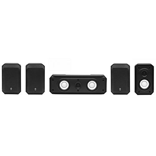 Yamaha YHT-3920UBL 5.1-Channel Home Theater in a Box System with Bluetooth