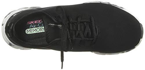 0 Noir Appeal 12905bkw Basket Last Word Skechers 2 Flex wt8qO44U