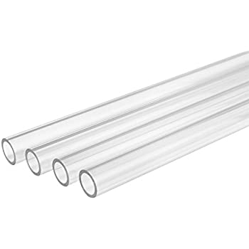 Thermaltake Pacific DIY LCS 1000mm Lengths V-Tubler PETG Hard Tubing (4-Pack) OD 16mm (5/8