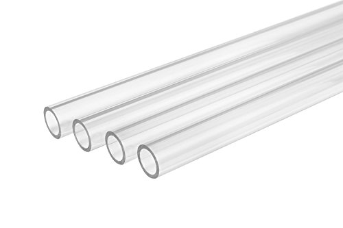 - Thermaltake Pacific DIY LCS 1000mm Lengths V-Tubler PETG Hard Tubing (4-Pack) OD 16mm (5/8