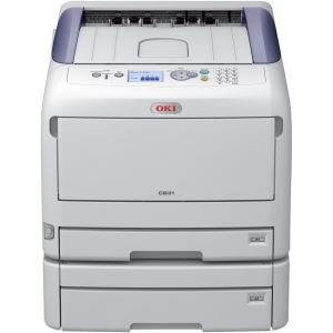 Oki Data C831dn Color Digital Printer Series (30/32ppm), 120V (E/F/P/S)