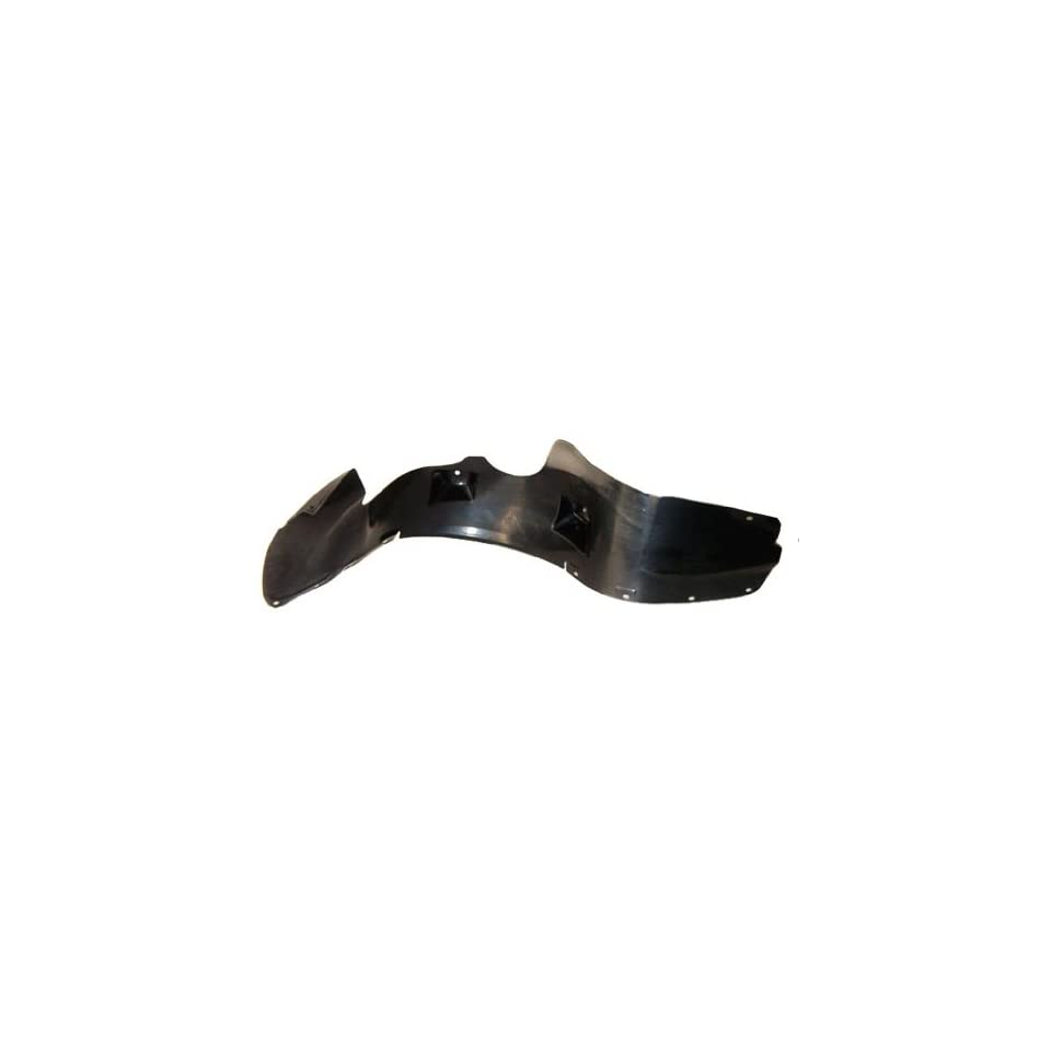 OE Replacement Saturn Vue Front Passenger Side Fender Inner Panel (Partslink Number GM1249135)