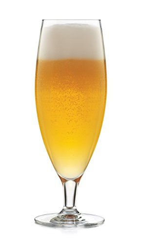 - Libbey Signature Kentfield Pilsner Beer Glasses, Set of 4