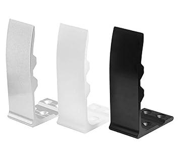 Aluminium Sichtschutz Halter Fur Burotisch Schreibtisch Tisch