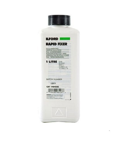 Ilford Rapid Fixer - 1 Liter 2 PACK