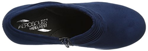 Dark Aerosoles Starring Women's Fabric Role Blue v7FAqPt