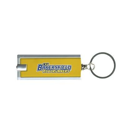 Cal State Bakersfield Turbo Gold Flashlight Key Holder CSU Bakersfield Roadrunners