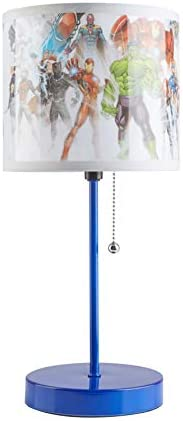 Marvel Avengers Stick Lamp Blue product image