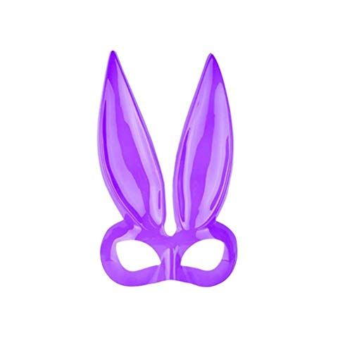 Party Accessories Mask Halloween Long Ears Rabbit Bunny