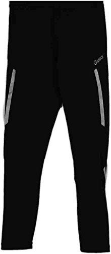 ASICS Men's Thermopolis LT Tights, Black, (Asics Thermopolis Running Pant)