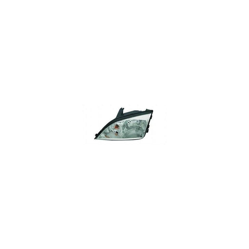 05 07 Ford Focus Headlight (Driver Side) (2005 05 2006 06 2007 07) 7S4Z13008D Headlamp Left