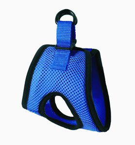 Doggie Design Ultra Choke-free Dog Harness- Skydiver, Large (chest 19-21″), My Pet Supplies