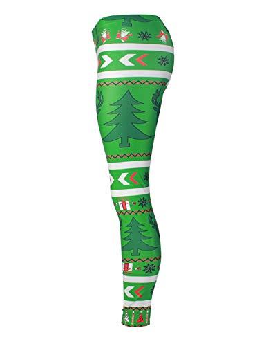 Femme Vetement Feelingirl De Serie Noel S Legging xl Pantalon 13 qx6CdE6