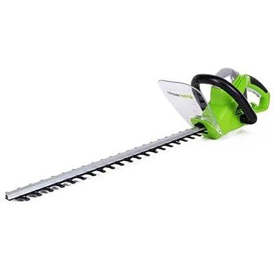 """GreenWorks 4A 22"""" Hedge Trimmer"""