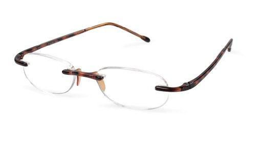 Scojo Reading Glasses Tortoise Magnification