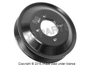 URO Parts 11 51 1 739 527-PRM Water Pump Pulley, 1 Pack ()