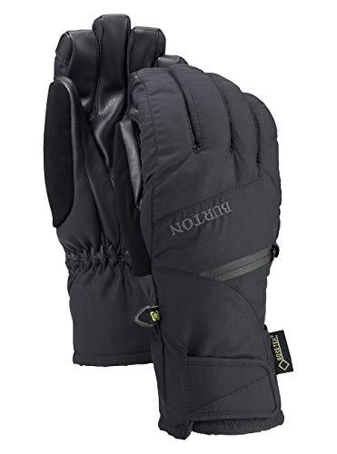 (Burton Women Gore Under Glove - Color:True Black - Size:L - Snowboard and Ski g)