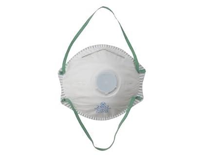 Vitrex Multi Purpose Premium Valved Moulded Mask FFP3 VIT331051 5011204602704