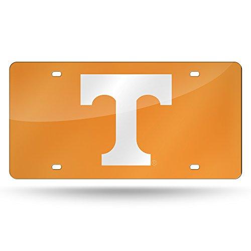 Tennessee Laser - NCAA Tennessee Volunteers Laser Inlaid Metal License Plate Tag