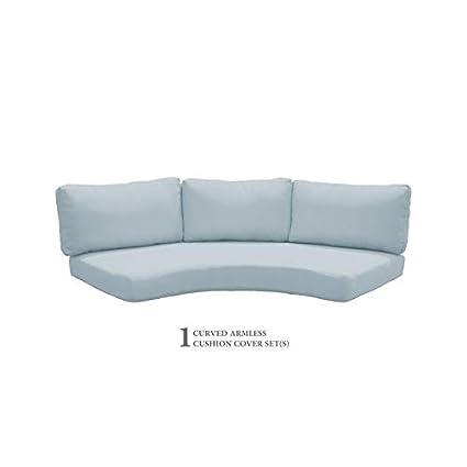 Amazon.com: TK Classics - Cojines de respaldo alto para sofá ...