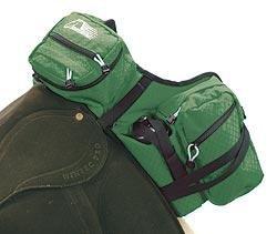 English Pommel Saddle Bags - 8