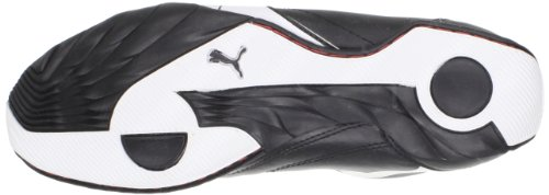 sportive Scarpe 185999 MOVE Puma REDON Black 002 Red adulto Risk Unisex High White TZ04q