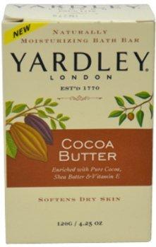 Unisex Yardley London Cocoa Butter Bar Soap 1 - Yardley Cocoa Butter Soap