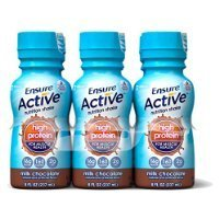 Abbott Nutrition Ensure Active High Protein Nutrition Sha...