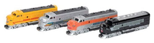 Schylling Diecast Locomotive (Sold Individually - Colors Vary)