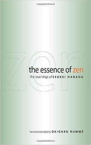 The Essence of ZEN: The Teachings of Sekkei Harada: Amazon ... on