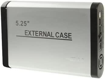 Wewoo Caja Disco Duro 5,25 Pulgadas IDE USB 2.0 HDD Cubierta ...