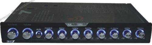 Massive Audio EQ 7 - Car Audio Equalizer
