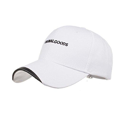 ShenPr Clearance Unisex Solid Denim Baseball Letter Knit Cap Snapback Adjustable Hip-Hop Hat - Indie Snapbacks