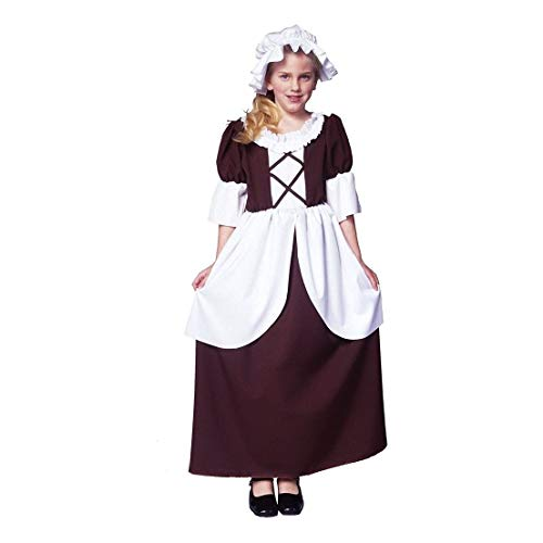 Colonial Girl Child Costume RG Costumes -