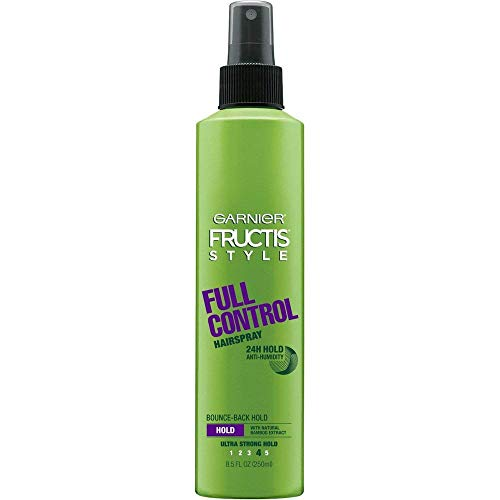- Garnier Fructis Style Full Control Anti-Humidity Non Aerosol Hairspray 8.5 oz (Pack of 4)