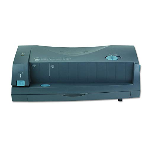 GBC 3230 Electric Paper Punch, 2 Or 3 Hole, 24 Sheet - 7704270 (1-Unit)