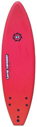 Liquid Shredder FSE EPS/PE Soft Surf Board (Blue, 6-Feet)