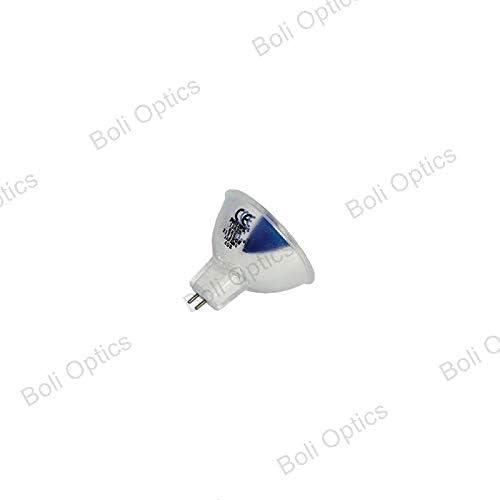 BoliOptics 150W DC 21V Umbrella Shape Halogen Microscope Light Bulb Replacement BU99032301