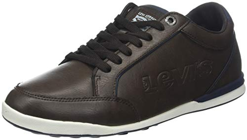 Levi's Brown Homme Marron L Hesperia Baskets dark 29 rAHxwrSYtq