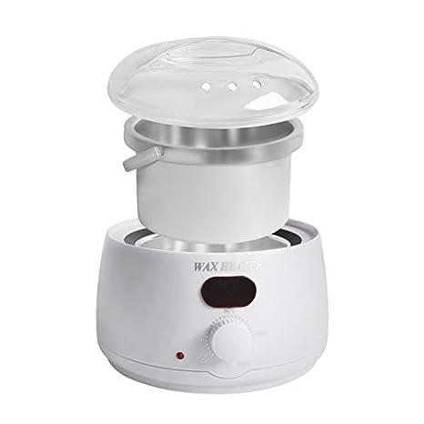 QQWAX Calentador de Cera Single Pot Waxing Wax Melting Calentador ...