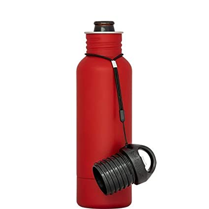 0c9d4c458ce BottleKeeper - The Standard 2.0 - The Original Stainless Steel Bottle  Holder and Insulator to Keep