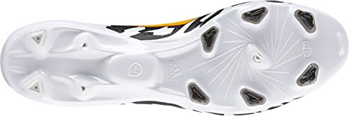 Black adizero FG Blanc Foot F50 Néon Chaussures Messi de Orange TRX vwqdAq4
