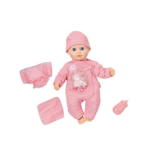 Zapf Creation 700594 My First Baby Annabell Fun Puppe, bunt