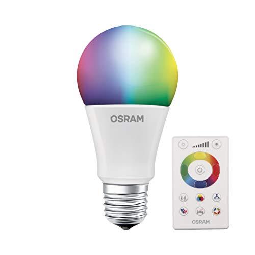 Osram - Lâmpada Led Bulbo RGB, 7.5W